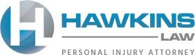 Logo of Hawkins Law Firm